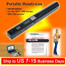 Portable Scanner Handyscan 900DPI A4 Document Handheld Scanner for Photo Picture