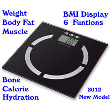 Body Bathroom Digital Scale Body Fat Personal Electronic Scale