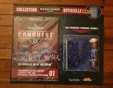 Warhammer 40,000 Conquest numéro 35 Magazine seulement