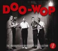 VARIOUS ARTISTS - DOO-WOP: THE ABSOLUTELY ESSENTIAL 3 CD COLLECTION NEW CD