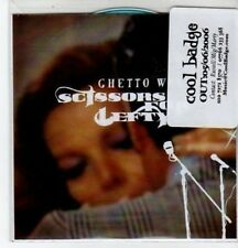 (BS774) Scissors For Lefty, Ghetto Ways - DJ CD