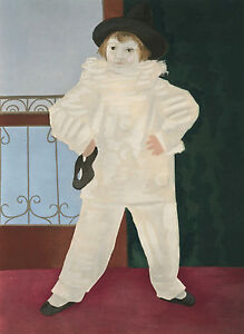 """Picasso rare limited edition pochoir """"The Artist's Son"""""""