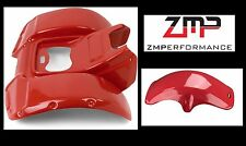 NEW HONDA ATC185S ATC 185S 81 - 82 RED PLASTIC FRONT AND REAR FENDER SET