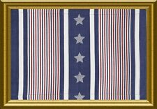NWT WILLIAMS SONOMA STARS & STRIPES PLACEMATS~S/4~PATRIOTIC~FLAG~4TH OF JULY!!