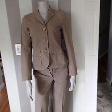 theory BLAZER SUIT Jacket sz 6/2 ,pants ,COTTON PLAIN J
