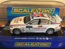 Scalextric BMW 320si WTCC un Priaulx No1 (C2714) BRAND NEW