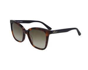 Karl Lagerfeld Sonnenbrille KL988S  013 Havanna - braun - Frau