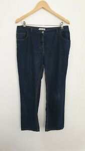 Toast Size 14 Blue Denim Casual Everyday Jeans Womens