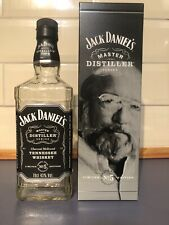 More details for jack daniels no 5 frank bobo limited edition 70cl empty bottle and box