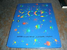 2003 Arellanes Junior High School santa maria, ca  YEARBOOK