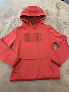 Under Armour YOUTH Size Small Hoodie Athletic Shirt LOGO