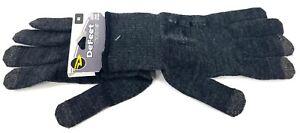 DeFeet DuraGlove E-Touch ET Wool Cycling/Running/Training Gloves - GLVETWCH