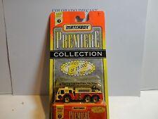 Matchbox Premiere Springfield Fire Detp. Truck