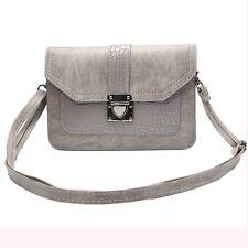 Kleine Damen Tasche Bag Street Umhängetasche Schultertasche Handtasche Clutch