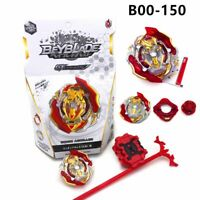 Beyblade Burst GT B-00-150 Union Achilles Cn With Ruler Launcher Xmas Gift