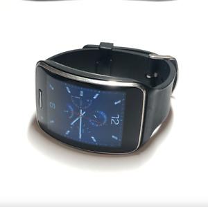 Samsung Gear S Galaxy Watch 50.9 mm Black Case Unlocked Smart Watch (SM-R750)