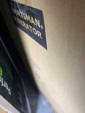Sportsman Green Gasoline 120 Volts 1000 Surge Inverter Generator Brand New