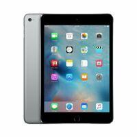 Apple iPad mini 4 64GB, Wi-Fi + Cellular (Unlocked), 7.9in - Space Gray