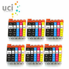 Lot Ink Cartridge for Canon Pixma MG5450 MG5650 MG6350 MG7150 MX725 MX925 IP7250