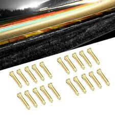 Megan 20PCs Gold Front & Rear Extended Wheel Studs For 13+ FR-S/BRZ/86