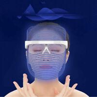 3 Colors LED Light Therapy Skin Rejuvenation Anti-Wrinkle Mask Beaut Z5T4