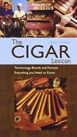 Cigar Lexicon by Wirtz,Dieter H. Book The Fast Free Shipping