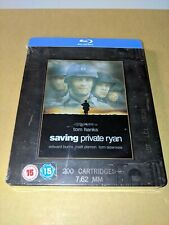 Saving Private Ryan (Play Uk) Blu-Ray Steelbook Region Free