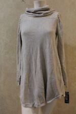 0155b975e66 Style Co Petite Cowl-Neck Lace Sweater Hammock Heather PS        R4D3
