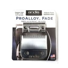 Andis ProAlloy Fade AAC-1 Replacement Blade Set #69130