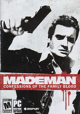 MADE MAN Mademan Mafia Mobster Action PC game NEW BOX!