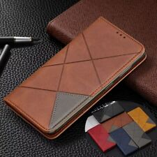 Flip Case For Samsung A52 A40 A31 S21 Ultra Stand Leather Magnetic Wallet Cover