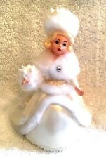 Hallmark Madame Alexander Ornament Collector's Series 2002 #7 Winter Wonderland