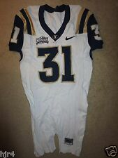 005fc94fe89 BYU Brigham Young University Cougars  31 Nike Team Football Game Worn  Jersey 40