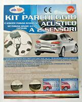 Ototop Kit Parcheggio acustico a 2 sensori Parcheggiare Auto Macchina Automobile