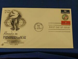 Scott #1421 6 Cent Stamp Honoring Disabled American Veterans First Day Issue