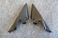 09-16 nissan 370z oem left & right door panel corner trim mirror cover SET    ..
