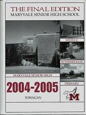 2005 Maryvale High School Cheektowaga NY High School Yearbook - TOWAGAN