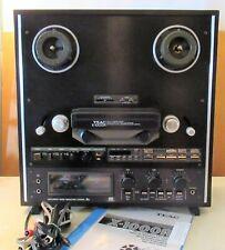 New ListingVintage Teac X-1000R Black Reel To Reel Tape Deck Exc. Cond. Works Great!