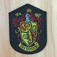 GRYFFINDOR EMBROIDERED BADGE SEW ON / IRON ON PATCH