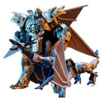 KBB Oversize Robot Deformation Toys Dragon Night Tormentor Knight Action Figure