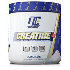 Ronnie Coleman CREATINE XS Micronized Creapure Monohydrate - 60 Servings
