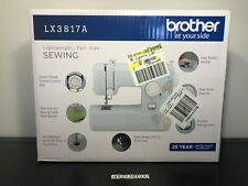 Brother LX3817A 17-Stitch Full-Size Aqua Sewing Machine  IN HAND FREE SHIPPING