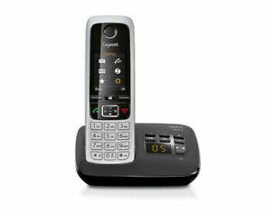 GIGASET C430A CORDLESS TELEFONO CON SEGRETERIA TELEFONICA INGLESE/TEDESCO