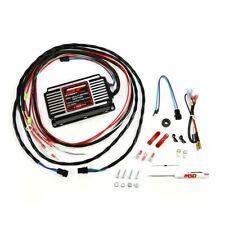 MSD 5520 Street Fire Black Digital Ignition Control Box W/ Built In Rev Limiter