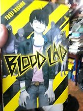 Blood Lad #1 Manga, English,  Yuuki Kodama