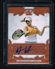 Ashley Harkleroad #BA-AH1 signed autograph 2015 Leaf Ultimate Tennis Bronze Auto