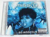 Missy Elliott: Miss E... So Addictive - (2001) (PA) CD Album