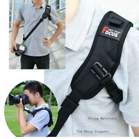 Anti-slip Neck Shoulder Sling Strap Belt Fr Canon 5D 7D MARK II III 5D3 60D 700D