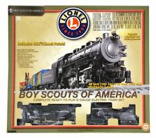 lionel Eagle Steam Boy Scouts of America Set no track transfo