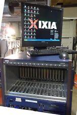 IXIA Optixia X16 IP Network Tester 870-0013-(01, 02)